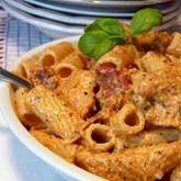 Kuřecí těstoviny se sušenými rajčaty Mozzarella, Macaroni And Cheese, Ethnic Recipes, Food, Mac And Cheese, Meals, Yemek, Eten