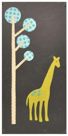 Cute poster to go in Jaxon's nursery