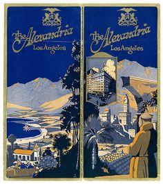Hotel Alexandria, Los Angeles