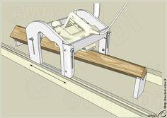 SawDust : Planer Sledge