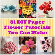 If you're planning for a DIY wedding or want to boost your home decor, there's nothing lovelier than adding paper flowers. Paper flowers have come a long way from those tissue and pipecleaner types you made in grade school years – now they are quite sophisticated and will easily remind you of the original blooms that inspired them. Some brides prefer a paper flower bouquet vs. flowers because it is budget friendly, a chance to try a fun craft and they may have wedding guests who have…