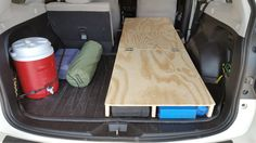 sleeping in the back (merged thread) - Page 19 - Subaru Forester Owners Forum