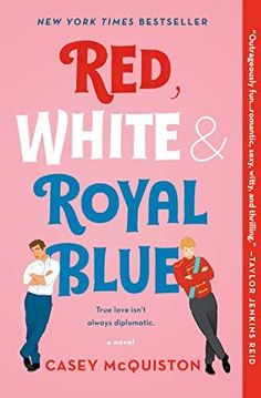 12 Books to Read While You Wait for New Episodes of Bridgerton | Trade in the monarchy for just as much drama for the kids of the White House and you have yourself a winner. After a fight between the first son and Britain's Prince Henry surface, they are forced to feign a friendship in order to save their parents' reputations. Let's just say, it turns into a bit more than a friendship. #realsimple #bookrecomendations #thingstodo #bookstoread