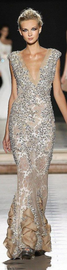 TD ❤️ Tony Ward Couture Fall/Winter 2015/2016