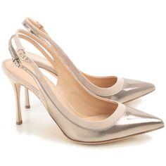 Calzado femenino de diseño by Sergio Rossi.