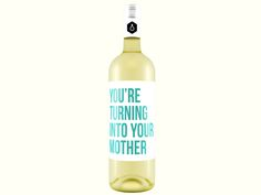 26 Wine Labels That Have No Time For Your Crap   VinePair