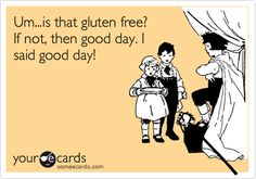 Um...is that gluten free?   Head over to Peartree Bakery for your gluten-free goodies! // Thunder Bay, ON