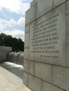 #worldwarIImemorial #washingtondc