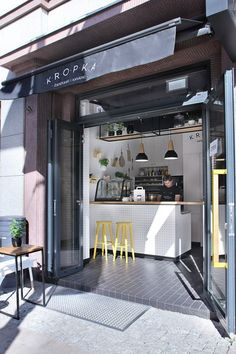 Best Small Coffee Shop Ideas On Small Cafe Design Shop Front Door Design S.c Door Shop Design Srl Design Shop, Café Design, Design Concepts, Door Design, Design Ideas, Coffee Shop Interior Design, Coffee Shop Design, Coffee Shop Interiors, Interior Shop