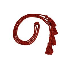 Double Graduation Cords - Cords and Stoles - Orange