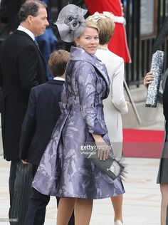 Autumn Phillips arrives to attend the Royal Wedding of Prince William to Catherine Middleton at Westminster Abbey on April 29, 2011 in London, England. The marriage of the second in line to the British throne is to be led by the Archbishop of Canterbury and will be attended by 1900 guests, including foreign Royal family members and heads of state. Thousands of well-wishers from around the world have also flocked to London to witness the spectacle and pageantry of the Royal Wedding.  (Photo…