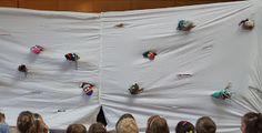 Sockentheater- Nette und schnelle  Idee für Aufführungen