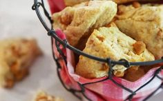Stirring up happy memories with scones from Pewter Rose Bistro