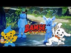 Bamse på turné: Lille Skutts sång om såpbubblor - YouTube