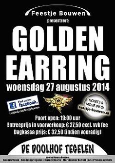 golden earring 2014