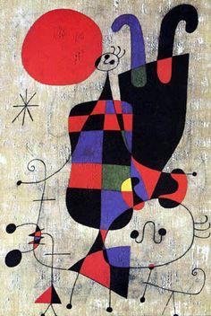 joan miro | Mouvement Introductif: Joan Miró