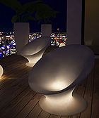 This Luminous chair is on our wish list!