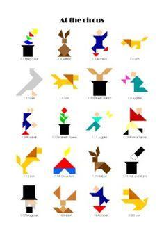 Картинки по запросу tangram