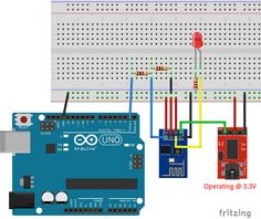 In this tutorialyou're going to learn how to send data from an Arduino to the ESP8266 via serial communication. Before you continue reading this project, please completethe following tutorials: …