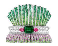 Bracelete da coleção Archi Dior de alta joalheria
