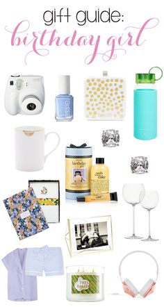 The Ultimate Birthday Girl Gift Guide