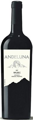 Andeluna Malbec ~$10 pair with: pretty much any kind of meat, good all around, inexpensive malbec