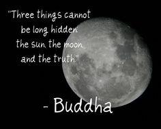 The truth will set u free