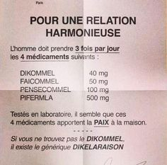 Dis qu'elle a raison. Humour St Valentin, Body Fluid, Image Fun, French Quotes, The Selection, Funny Quotes, Lol, Jokes, Inspirational Quotes