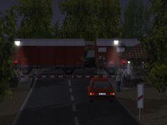 Bahnübergang Linden
