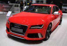 Audi RS7 Sportback 2013-2014