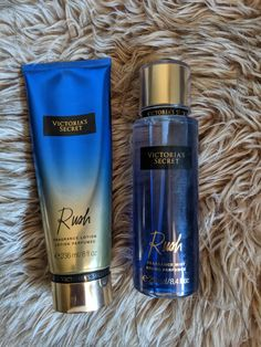 Victoria's Secret ,Rush body lotion and mist. - Victoria's Secret ,Rush body lotion and mist. Loción Victoria Secret, Victoria Secret Parfum, Parfum Victoria's Secret, Victoria Secret Body Spray, Victoria Secret Fragrances, Bath And Body Works Perfume, Perfume Body Spray, Bath Body Works, Kit Perfume