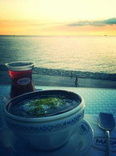 Cay+Supangle+Deniz=Huzur
