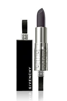So cool! Givenchy Rouge Intérdit No 62. Works with the PH in your lips to show off a custom shade. Must try!!