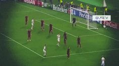 The most Robben goal that Robben has ever Robben-ed. Gif Of The Day, Goal