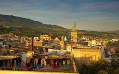 Marrakech cityscape