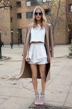 Moda en la calle street style inspiracion verano
