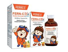FERN-C kidz- Keeping Healthy and Happy Kids | Dear Kitty Kittie Kath- Beauty Blogger with Fashion, Lifestyle, and Mommy Blog on the side
