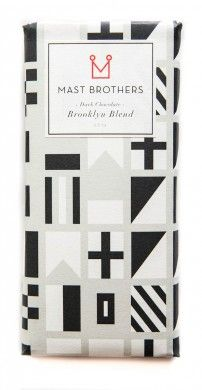Mast Brothers Chocolate, clearly the fanciest of chocolate bar packaging