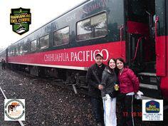 #barrancas #cobre #barrancasdelcobre #turismo#chihuahua#aventura#ciclismo BARRANCAS DEL COBRE te dice,  una importante vía de comunicación terrestre en la región tarahumara es es el ferrocarril que atraviesa la sierra partiendo de la ciudad de Chihuahua con destino a Los Mochis, Sinaloa y pasa por Bocoyna-San Juanito-Creel-Divisadero Barrancas-San Rafael- Cerocahui-Cuiteco-Témoris. www.chihuahua.gob.mx/turismoweb  DEL COBRE TE DICE.