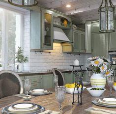 Прованс в интерьере: советы дизайнера | Sweet home
