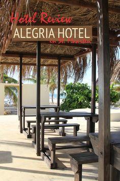 The Trekking Cat - St Maarten: Review of the Alegria Hotel
