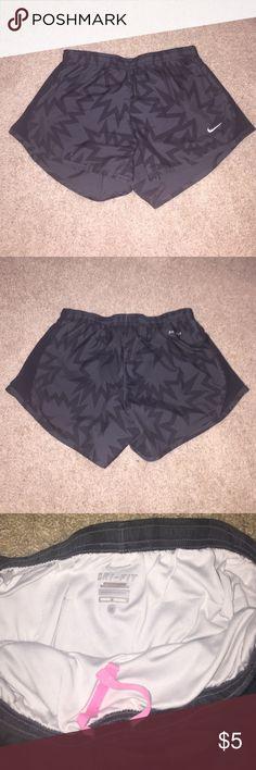 Girls black Nike dri-fit shorts Girls black dri-fit shorts Nike Bottoms Shorts