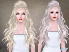 Hair 265 by Skysims - Sims 3 Downloads CC Caboodle Check more at http://customcontentcaboodle.com/hair-265-by-skysims/