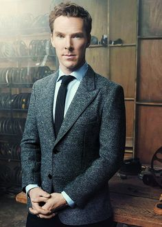 Benedict #Cumberbatch - The Imitation Game