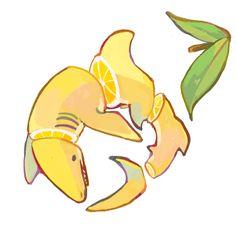 leandraholmes: slaughterme-barnes: tiburones: … – Badger Says Stuff - Animales Tiernos Cute Animal Drawings, Cute Drawings, Kawaii Drawings, Pretty Art, Cute Art, Posca Art, Arte Sketchbook, Poses References, Wow Art