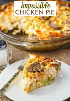 Bisquick Recipes, Quiche Recipes, Casserole Recipes, Casserole Dishes, Easy Brunch Recipes, Gourmet Recipes, Cooking Recipes, Diabetic Recipes, Healthy Cooking