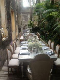 Todays Event.  Dream House in Cartagena. Casa de los Sueños