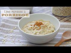 Porridge d'avena (ricetta base)