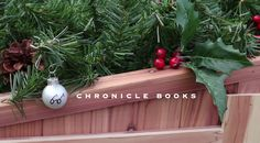 From all of us at Chronicle Books, Happy Holidays! Watch our video card!