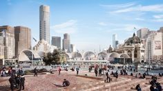 HASSELL   Projects - Flinders Street Station